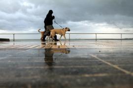 Las Islas, en alerta  amarilla por lluvias y tormentas
