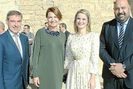 Día de la Constitución en el Palau de l'Almudaina