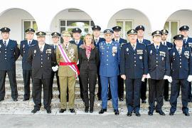 Celebración de la patrona del Ejército del Aire