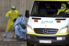 Activan el protocolo contra el ébola en Zaragoza por un caso sospechoso