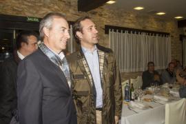 Bauzá rechaza en Eivissa posibles compensaciones por las prospecciones