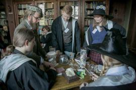 El colegio Hogwarts de magia abre sus puertas en Polonia