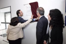 Bauzá inaugura la residencia y el centro de día de Sa Serra