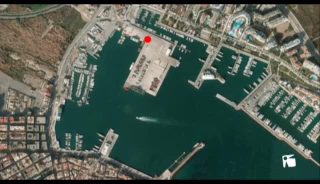 VÍDEO: La nueva estación marítima de Eivissa será acristalada e incluirá área comercial