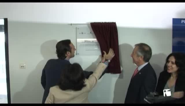 VÍDEO: Bauzá inaugura la residencia y el centro de día de Sa Serra