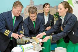 Eivissa recibe el primer vuelo procedente de Eindhoven en plena temporada baja