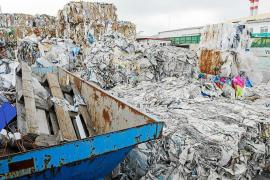 Los ibicencos solo reciclan el 12,95 por ciento de los residuos que generan