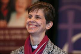 La Iglesia de Inglaterra nombra a su primera obispa