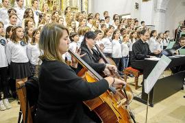 Villancicos y bandas sonoras en la iglesia de Sant Josep