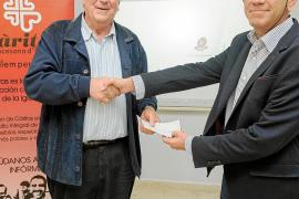 Space dona 10.000 euros a Cáritas
