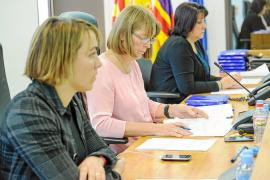 Virginia Marí saca adelante los presupuestos para el año 2015 pese a estar en clara minoría