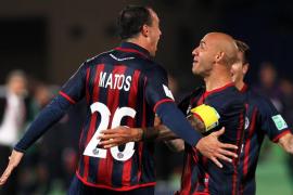 San Lorenzo será el rival del Real Madrid tras un triunfo agónico