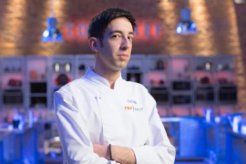 """David García, el benjamín de """"Top Chef"""", gana la segunda edición"""