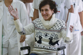 Teresa Romero sobre el exconsejero de Sanidad: «Me conformaría con que me pidiese perdón»