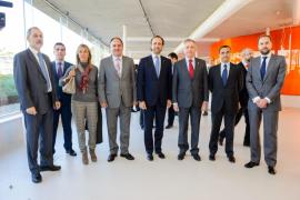 Finalizan en Santa Ponça los trabajos del cable eléctrico entre Eivissa y Mallorca