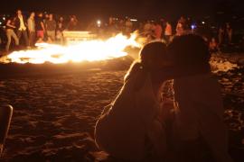 Misticismo entre llamas