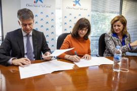 La Caixa destina 23.750 euros a un proyecto de inclusión sociolaboral en Eivissa