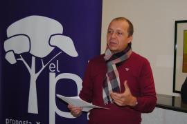 Juanjo Ferrer, escogido como candidato del PI-Eivissa a la alcaldía de Sant Antoni