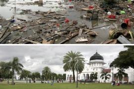 Se cumplen diez años del tsunami que devastó el sureste asiático
