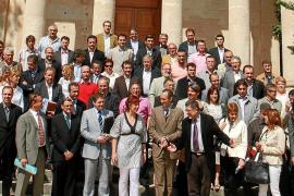 EL CONSELL DE MALLORCA ESCOGIO EL PUEBLO ESPAÑOL PARA LA REUNION DE LA SEGUNDA ASAMBLEA DE ALCALDES