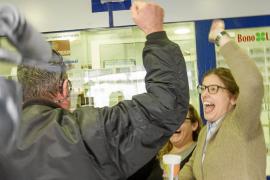 La Lotería de Navidad sonríe a Sant Antoni   y deja más de 6 millones de euros en la isla