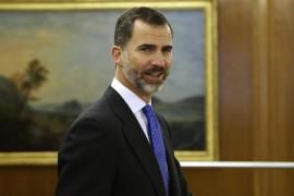 Rey Felipe de Borbón
