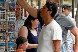 El gasto de los turistas extranjeros en Balears cae un 2,1 por ciento hasta noviembre