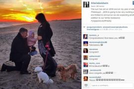 Alec Baldwin y la mallorquina Hilaria Thomas esperan su segunda hija