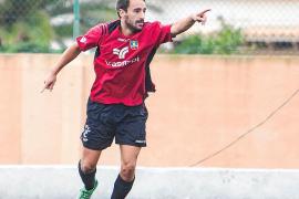 Gabilondo, tercer delantero que abandona el Formentera