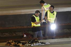 Ya son 13 los muertos arrollados por un tren en Castelldefels