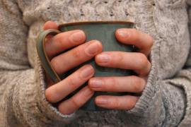 Kalte Hände und Füße im Winter?