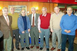 Asamblea de la Asociación de Veteranos de Infantería