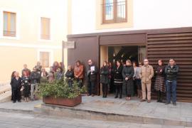 Minuto de silencio en Eivissa por 'Charlie Hebdo'