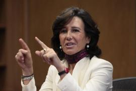 La CNMV suspende la cotización del Banco Santander