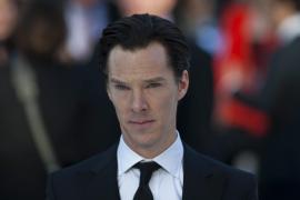 El actor Benedict Cumberbatch espera un hijo