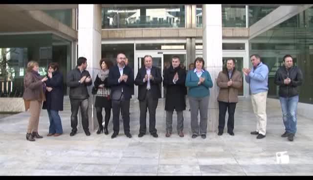 VÍDEO: Minuto de silencio en Eivissa por 'Charlie Hebdo'