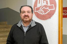 «Eivissa sale perdiendo y se verá perjudicada con la nueva organización de UGT»