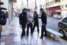 Piden 10 años de cárcel para el acusado del crimen de Nochevieja en ses Feixes