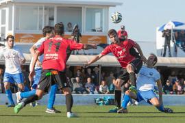 En Formentera, sin gol no hay paraíso