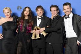 'Boyhood' triunfa en unos Globos de Oro con sabor agridulce para Iñárritu