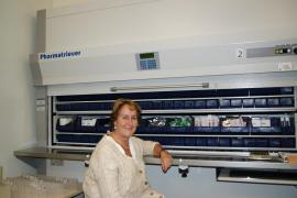 El Area de Salud de Eivissa y Formentera destaca las ventajas del nuevo Servicio de Farmacia