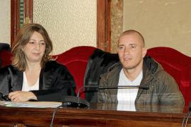 Condenado a siete años y medio de cárcel por matar al okupa de ses Feixes en fin de año