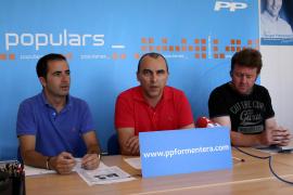 Los consellers del PP de Formentera renuncian a su sueldo pero se oponen a la rebaja a los funcionarios
