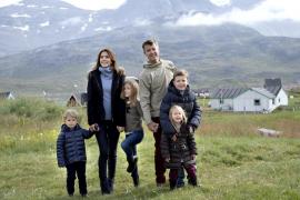 VISITA OFICIAL DE LA FAMILIA REAL A GROENLANDIA