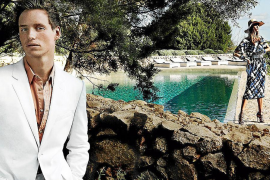 Del Globo de Oro a modelo en Eivissa