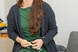 Pasión por la 'ganchilloterapia'