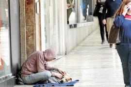 Caritas: Immer mehr Menschen auf den Balearen am Rande der Armut