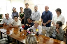 Los independientes creen «necesaria» la continuidad de ExC aunque sea sin partidos