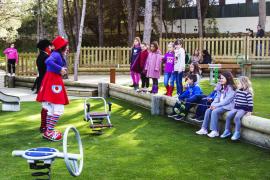 Sant Rafel inaugura una zona recreativa de 3.500 metros cuadrados