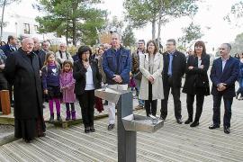 Inaugurado el nuevo parque 'Don Pep Negre' de Sant Rafel